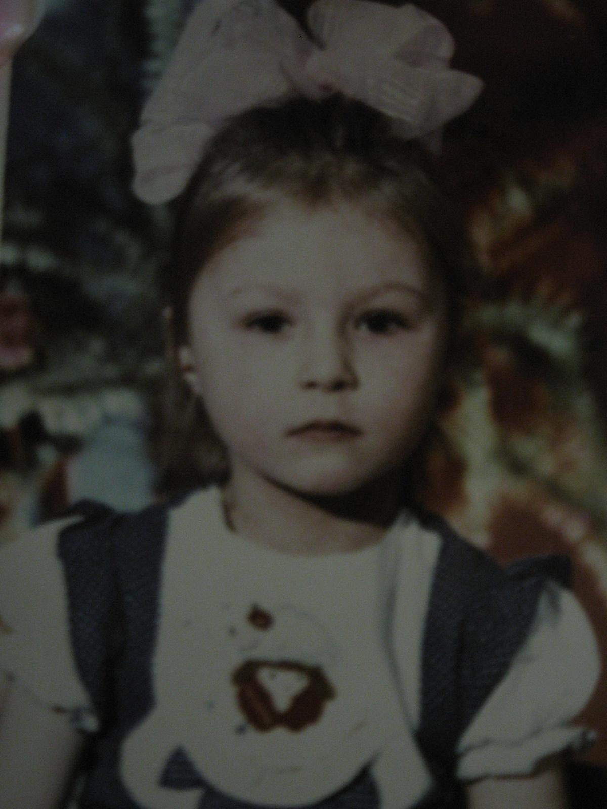 Фото ребенка 1989 года